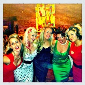PinUps at the BOH